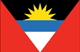 flag Antigua and Barbuda