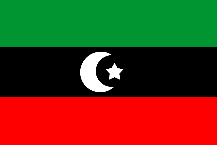 flag Libya