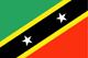 flag Saint Kitts and Nevis