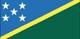flag the Solomon Islands